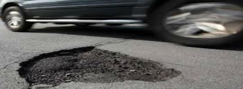 Potholes: The Bane to a Motorist's Existence