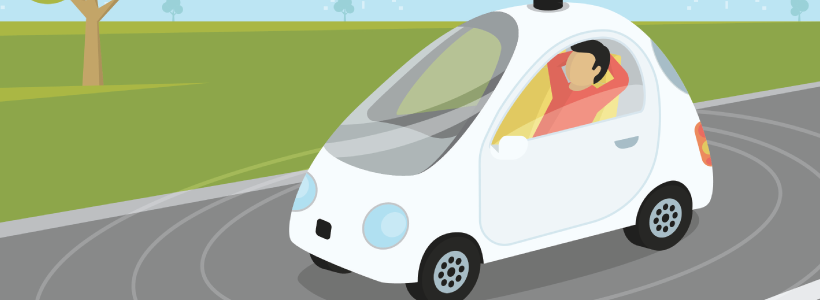 The Self-Driving Car: Why it's Here to Stay